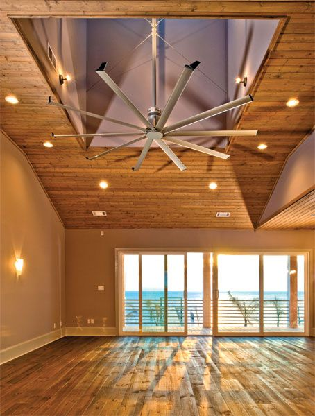 46 best ceiling fans images on pinterest blankets ceilings and oversized ceiling fan modern isis by big ass fans aloadofball Image collections