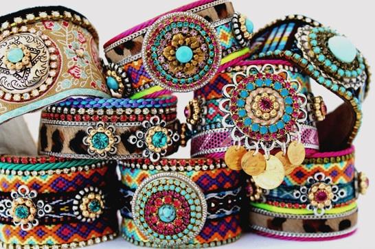 Unika handgjorda smycken - en färgexplosion! | Accessoarer