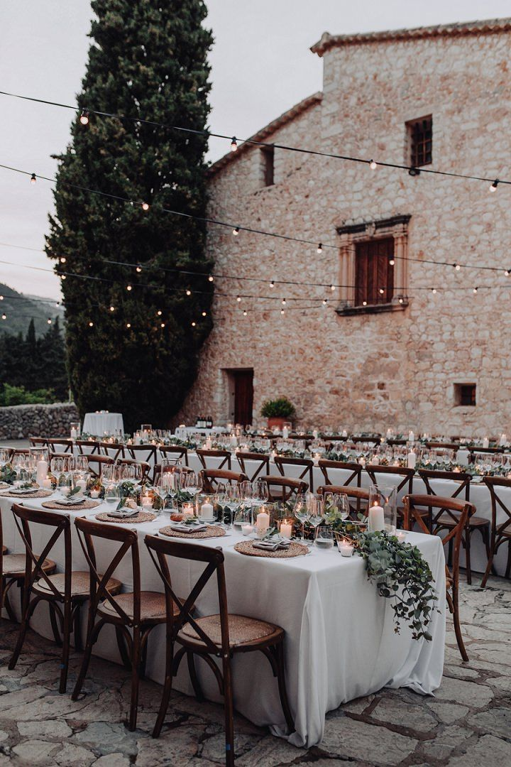jessica and jorge s simple elegant and natural spanish wedding by rh pinterest com
