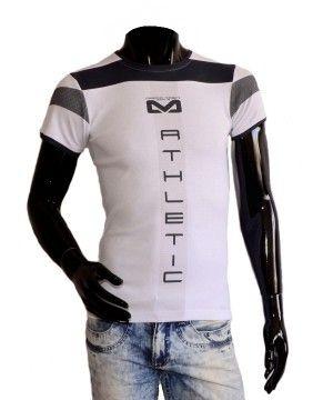 Белая футболка Marco Masini