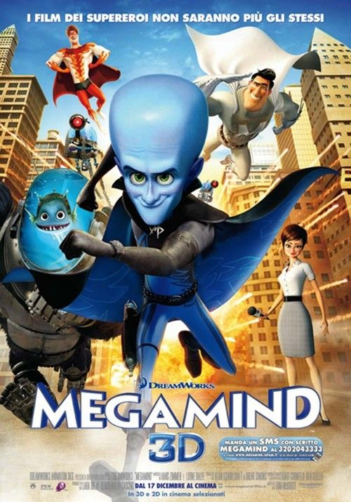 Watch Megamind 2010 Full Movie Online Free