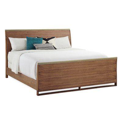 Craftsman Sleigh Bed | AllModern