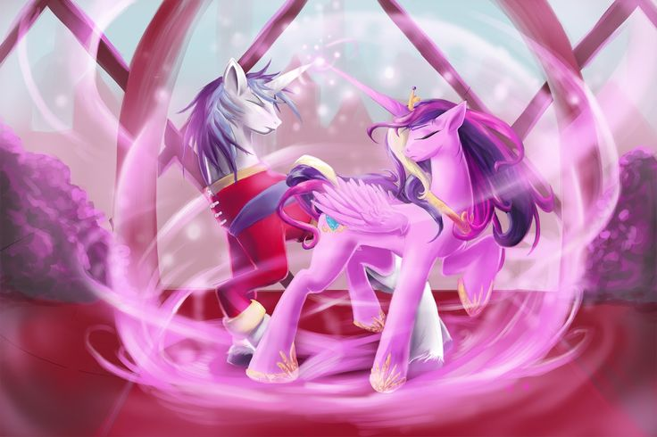mlp princess cadence and shining armor | kein r34 immernoch mit ...