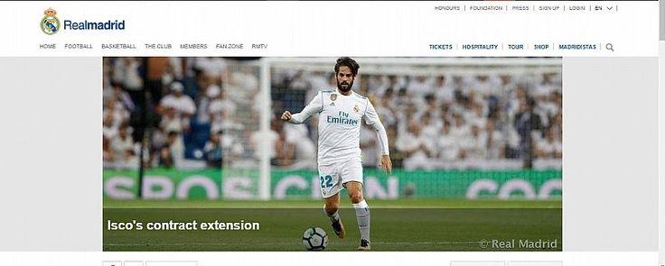 Banh 88 Trang Tổng Hợp Nhận Định & Soi Kèo Nhà Cái - Banh88.info(www.banh88.info) Tin Tuc Bong Da -  Ban lãnh đạo Real Madrid đã công bố việc tiền vệ đang có phong độ cực cao Isco chính thức ký vào một bản hợp đồng mới với CLB Hoàng gia Tây Ban Nha.  Trên trang chủ Real Madrid đã thông báo việc tiền vệ 25 tuổi và câu lạc bộ chủ quản ký hợp đồng mới. Bản hợp đồng mới mà Real Madrid dành cho Isco có thời hạn 5 năm cùng mức lương lên tới 8 triệu euro/mùa (trước thuế).  Đây là mức lương rất cao…