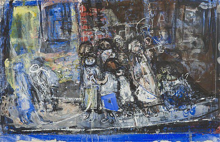 Joan Eardley - The Scottish Gallery, Edinburgh - Contemporary Art Since 1842