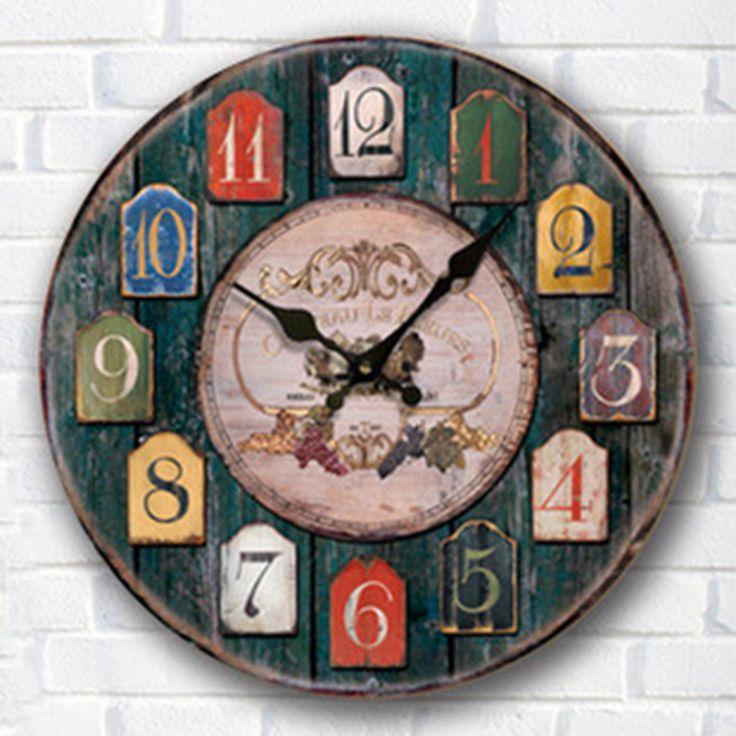 Kitchen Wall Clock Ideas: 1000+ Ideas About Kitchen Wall Clocks On Pinterest