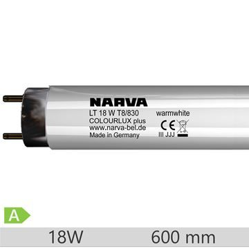 Tub fluorescent Narva T8 18W/830 COLOURLUX plus, 4014501000366