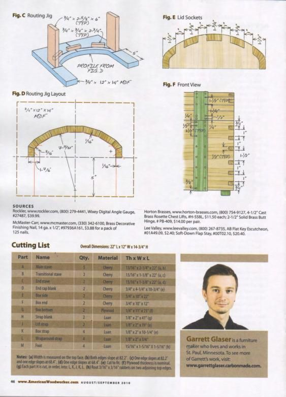 American Woodworker Aug-Sep 2010