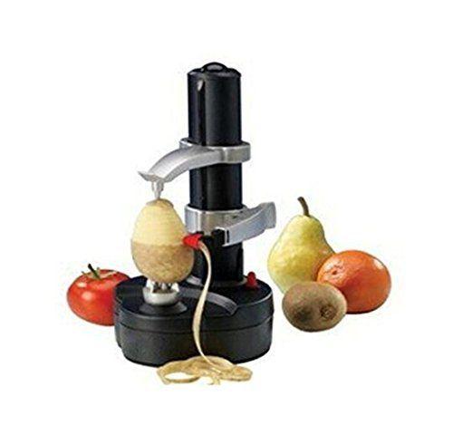 Automatique Électrique Fruits Éplucheur pommes de terre Outil multifonction en acier inoxydable mandoline: Price:31.05Simplement parce que…