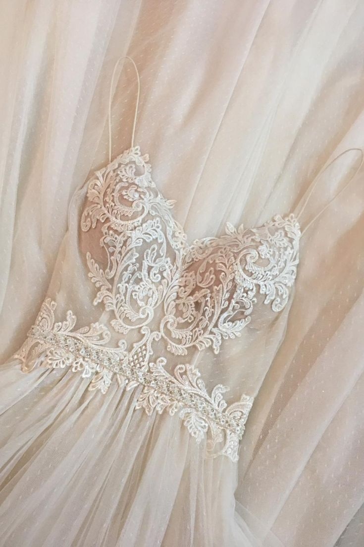 Bohemian Wedding Dresses by Yaniv Persy