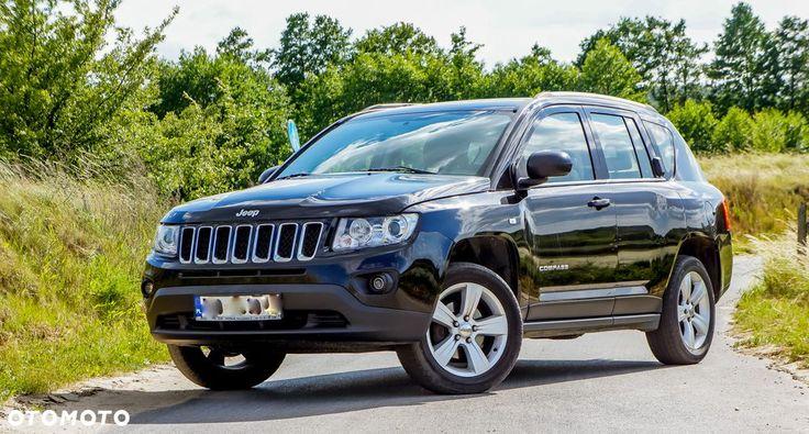 Jeep Compass Jeep Compass, Polski salon, 1 właśc, serwis, bezwypad, FV23%, 35tkm - 1