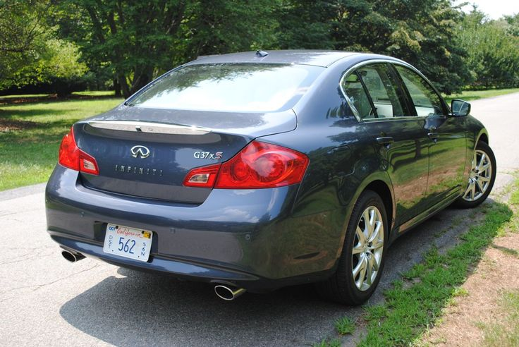 2010 Infiniti G37xS: Specifications, Pictures & Review