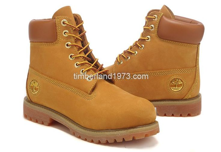 Fashion New Classic Wheat Timberland 6 Inch Premium Nubuck Boots For Men's With Metal Logo $ 80.00