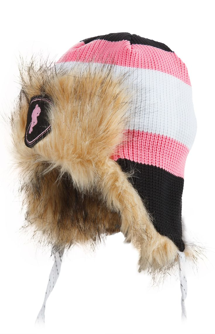 Dummy BC Breast Cancer Pink Hockey Hat | GONGSHOW Hockey Lifestyle Apparel