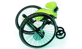 Invalidní vozík, Věra Kunhartová, wheelchair, carts, zdroj: Ateliér Produktový design FUD UJEP #design #czechdesign