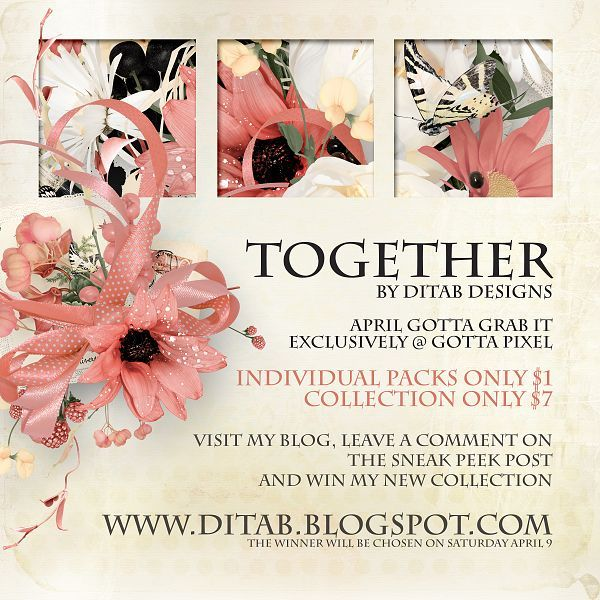 DitaB Designs: Leave a comment on this Sneak Pekk post and win m...