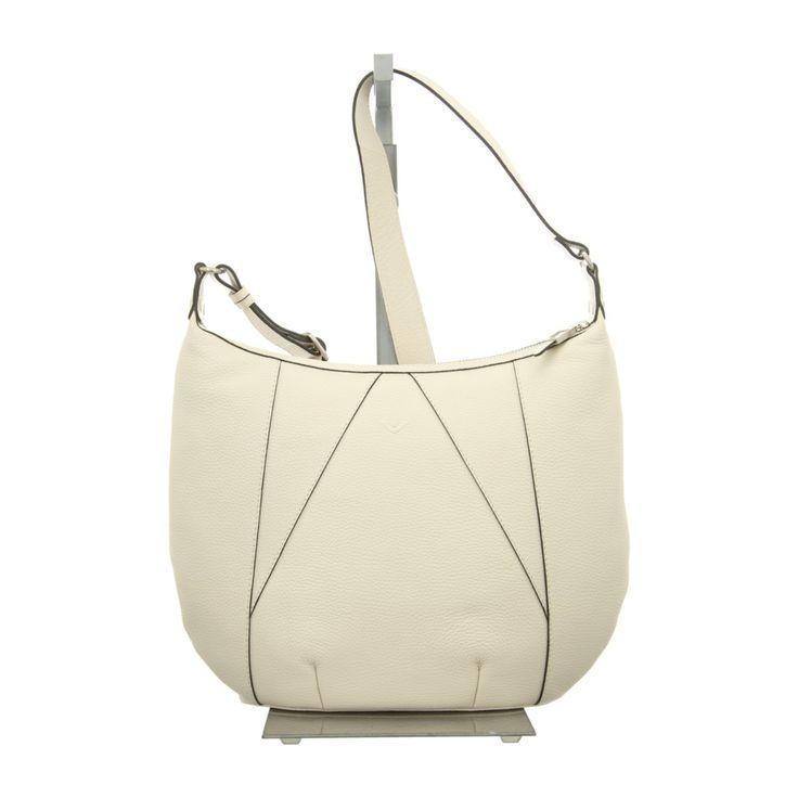 NEU: Voi Leather Design Handtaschen Beutel - 30365 WEISS - weiss -