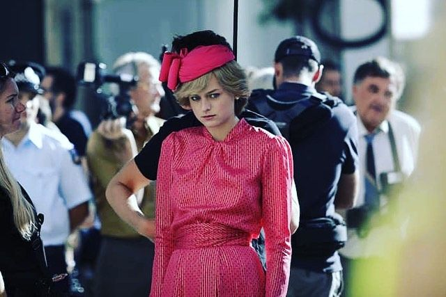 These Photos Of Emmalouisecorrin As Lady Diana Spencer Made Me So Excited To Watch Thecrownnetflix Season 4 A Lady Diana Lady Diana Spencer The Crown Series