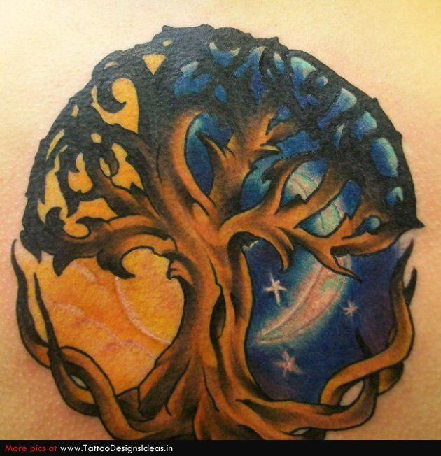 Tree Of Life Tattoo Meaning | Celebrity Wallpapers