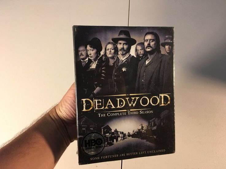 Deadwood: Season 3, Good DVD, Robin Weigert, Powers Boothe, Brad Dourif, Molly P