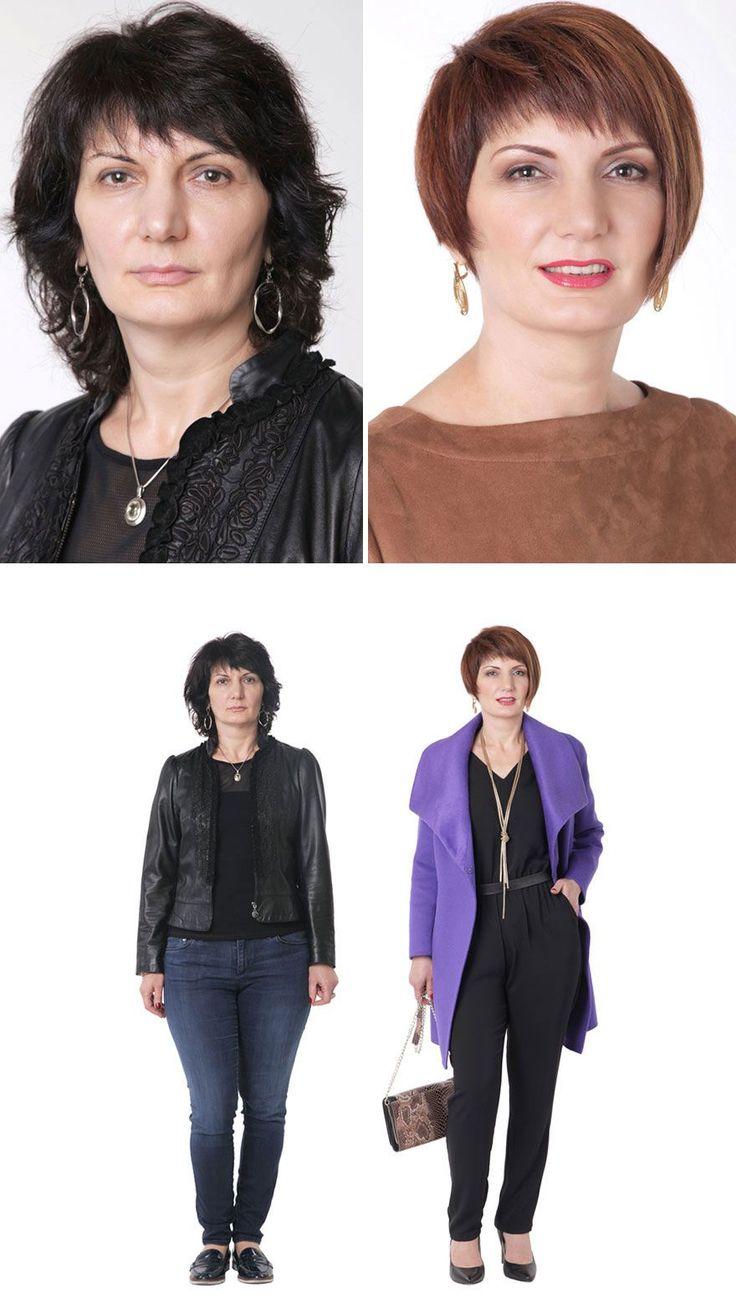 Le styliste russe basé à Riga en Lettonie Konstantin Bogomolov a réaliser le relooking de femmes banales en reine avec des métamorphoses géniales.