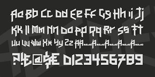 dubstep music font - Google Search