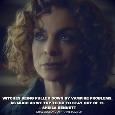 Jasmine Guy - Sheila Bennett - Grams - TVD - The Vampire ...
