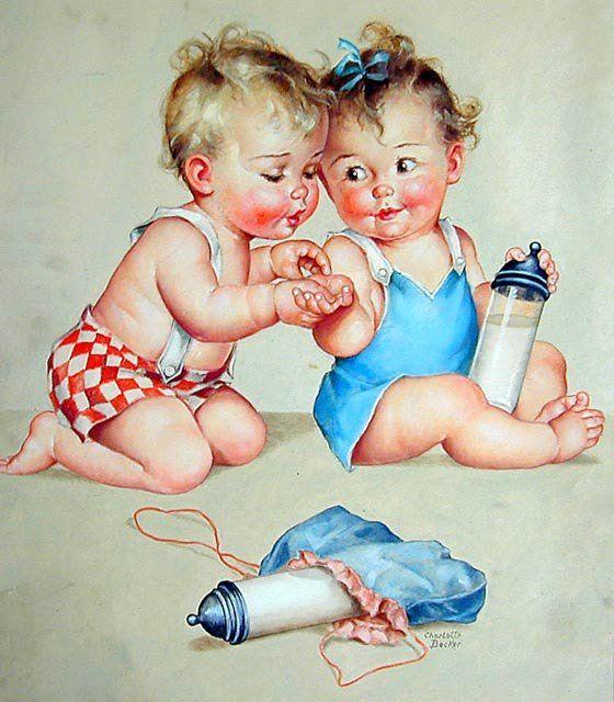 Открытки дети приколы