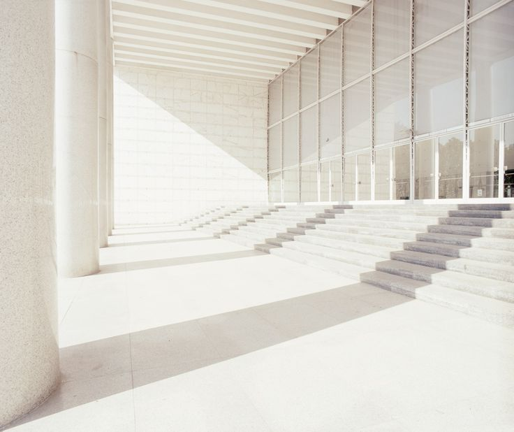 Palazzo dei congressi - Adalberto Libera
