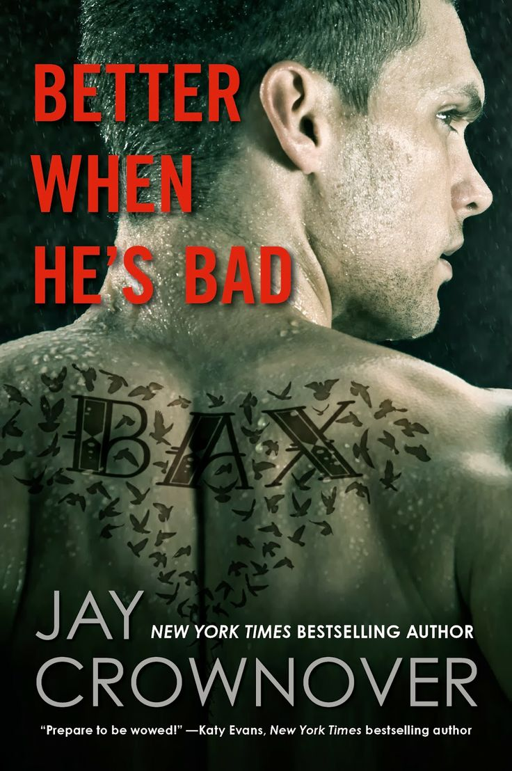 Better When He's Bad By Jay Crownover  Welcome To The Point # 1  June