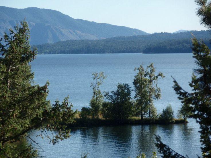 Lake Pend Oreille Nr Sandpoint, Idaho, USA