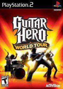 Guitar Hero World Tour - PS2 Game