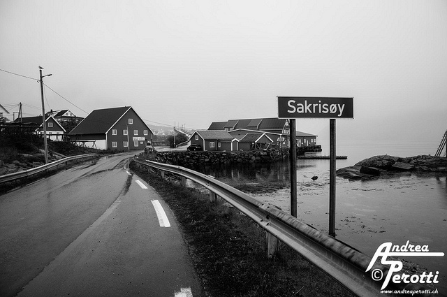 Lofoten, Sakrisøy - 23.09.2012, via Flickr.