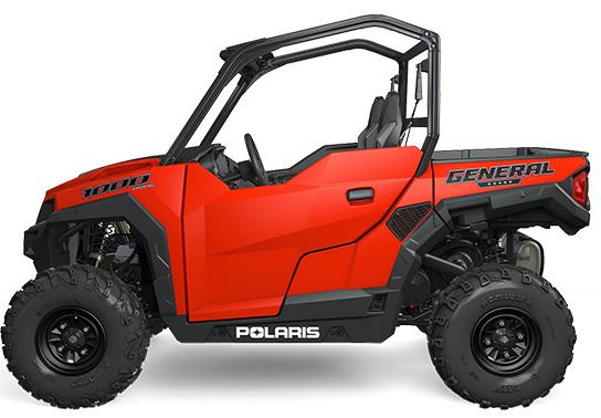 Polaris Industries introduces new side-by-side UTV