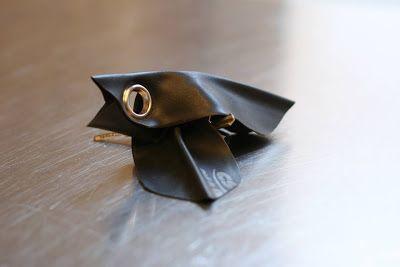 # NøgleFisken - Nøglepung # The KeyFish - Keypurse
