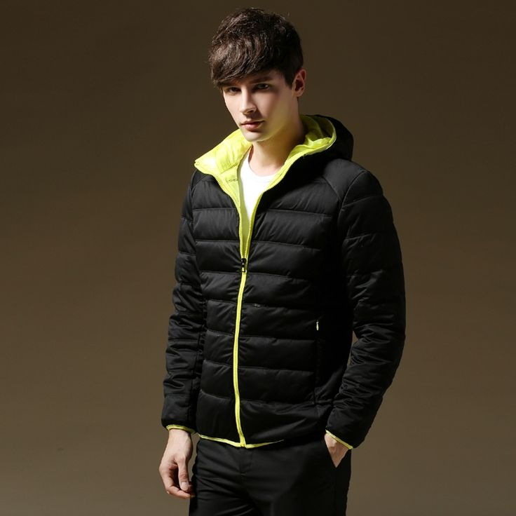 68.99$  Know more  - 2015 NEW Autumn Winter Plus Size 3XL 4XL 5XL 6XL Warm High Quality Men Duck Down Winter jackets Men Down Parkas Drop Ship 5z