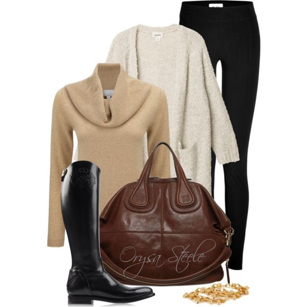 Easy Elegance, created by orysa on Polyvore