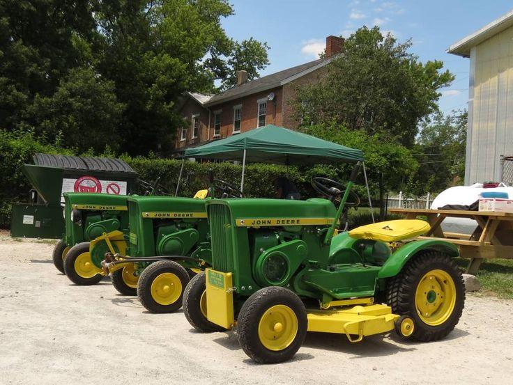 Alle Größen | Vintage yard tractors | Flickr - Fotosharing!