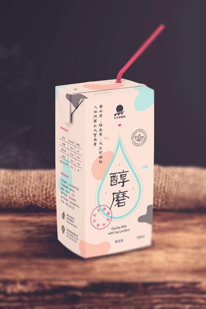 「豆乳 デザイン」の画像検索結果