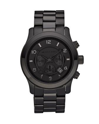 Men\'s Chronograph Watch by Michael Kors at Neiman Marcus.