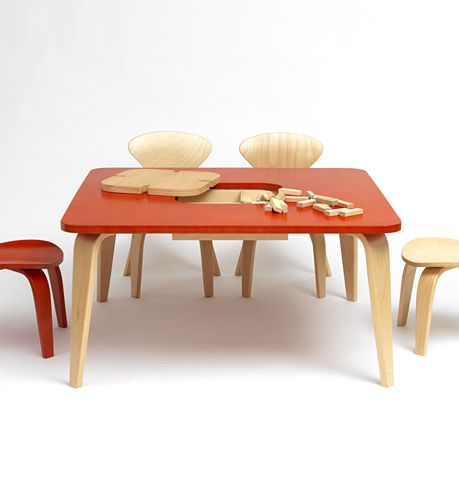 Children S Classroom Table By Cherner For The Home