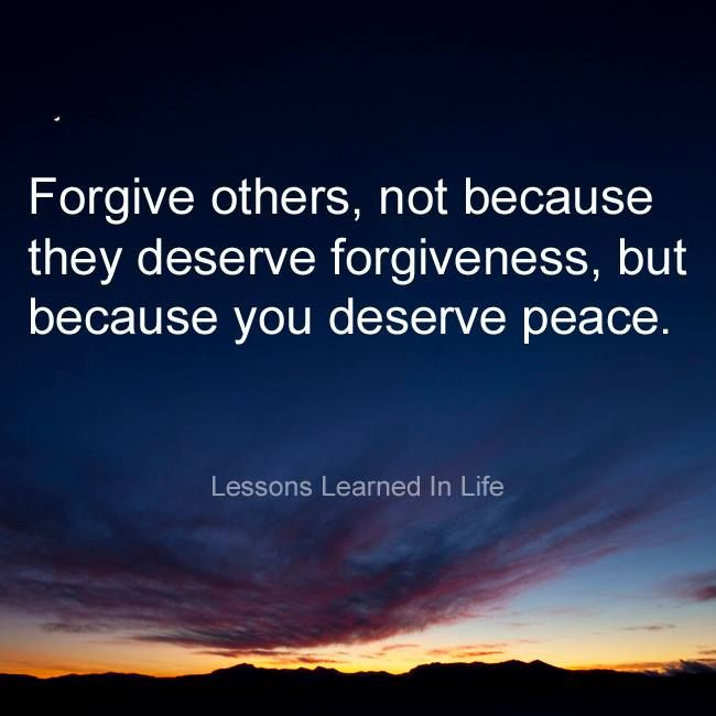 Quotes About Forgiving Others: Quotes To Remember