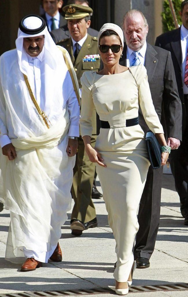 Este Sheikha quebra todos os estereótipos da Mulher do que você Médio Oriente