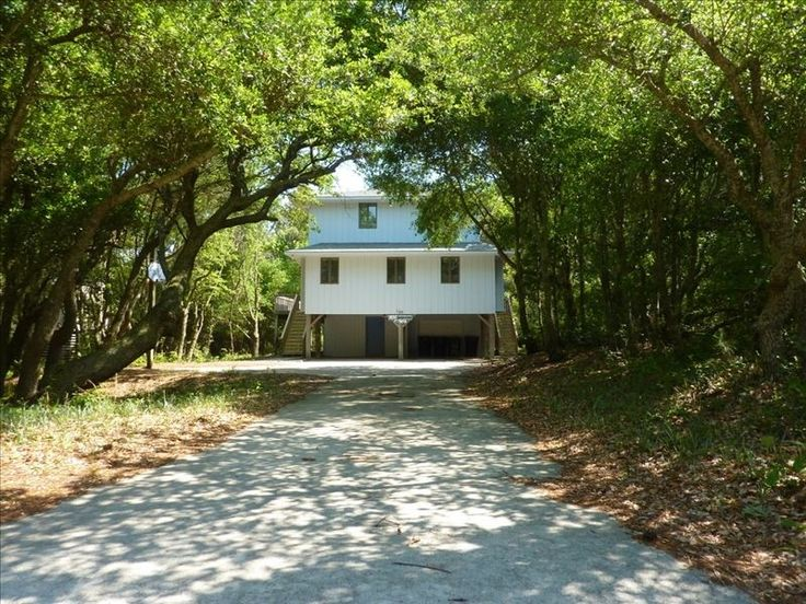 House vacation rental in Southern Shores from VRBO.com! #vacation #rental #travel #vrbo
