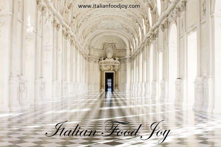 #Italy #Torino Reggia di Venaria Reale royal castle #Italian #Food Joy reccomend to visit #Turin for its #monuments but also for the food. High level #cuisine and #wines www.italianfoodjo... for UK and other countries www.italianfoodjo... for DE and AT only