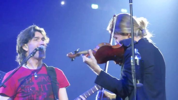 David Garrett -  Viva la vida - Coldplay - Berlin 26.11.2016 - YouTube