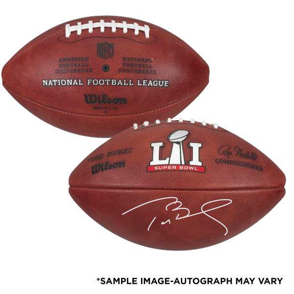 Tom Brady New England Patriots Fanatics Authentic Super Bowl LI Champions Autographed Super Bowl LI Pro Football - TRISTAR - $1199.99