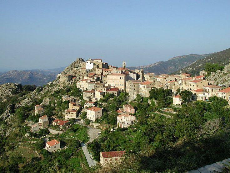 Région de Balagna - Speloncato (en corse U Spuncatu) est une commune du département de la Haute-Corse.