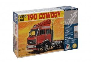 "IVECO FIAT 190.38 COW BOY ""VINTAGE COLLECTION"" scala 1:24"