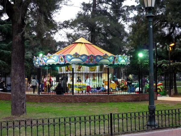 Calesita en Buenos Aires